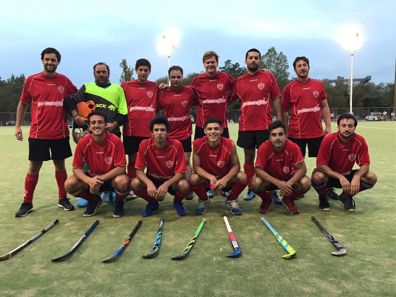 Hockey de varones
